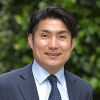 石井 満 氏講師写真
